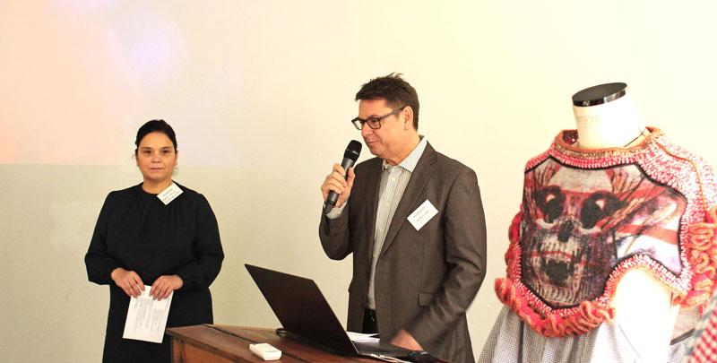 Angelika Gramozzi, AMD und Manfred Junkert, DSI