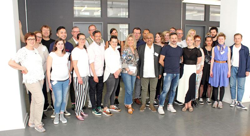 Teilnehmer der ModEurop ColourConference